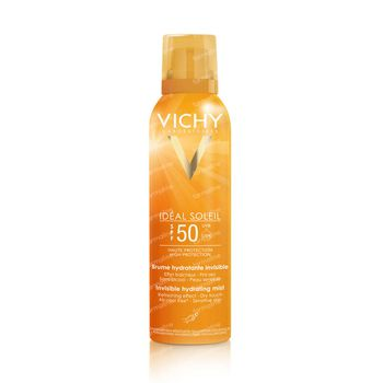 Vichy Capital Soleil Invisible Hydrating Mist SPF50+ 200 ml
