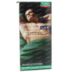 Somatoline Cosmetic Homme Ventre et Abdomen Intensif Nuit 150 ml