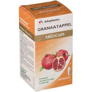 Arkocaps Granaatappel 45 St capsules