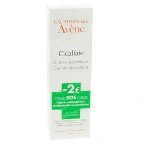 Avène Cicalfate Repair Cream Promo -2€ 40 ml Cream