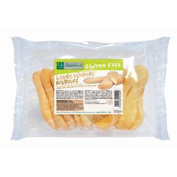 Damhert Boudoirs Sans Gluten 100 g