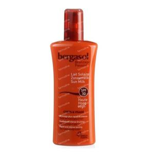 Bergasol Zonnemelk SPF30 125 ml spray