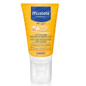 Mustela Baby Sun Lotion SPF50+ Face 40 ml