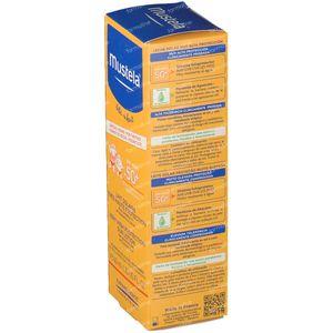Mustela Baby-Sonnenmilch Spf50 + Sehr Hohen Schutz Gesicht 40 ml