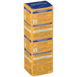 Mustela Bébé Lait Solaire SPF50+ Visage 40 ml