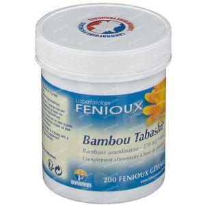 Fenioux Bambou Tabashir 200 capsules