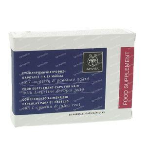 Apivita Cheveux Homme-Femme 30 capsules