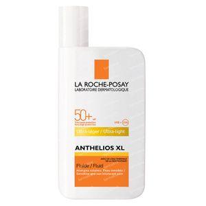 La Roche Posay Anthélios 50+ XL Ultra Lichte Zonnefluide (sans parfum) 50 ml