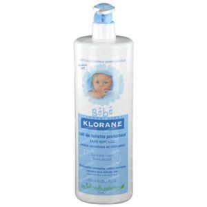 Klorane Baby Milk Hydra Vegetal 750 ml