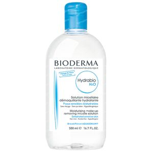 Bioderma Hydrabio H2O Micellaire Oplossing 500 ml
