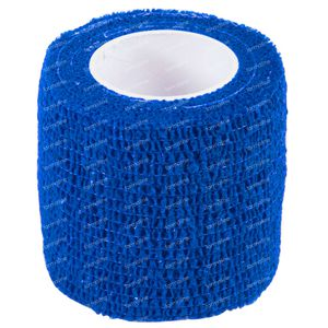 Covarmed Cohesive Dressing 5cm x 4,5m Blue 1609a 1 item