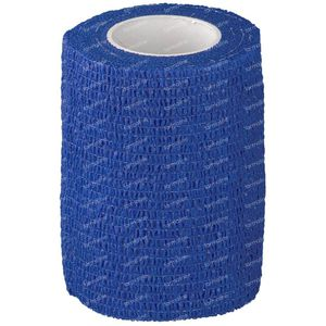 Covarmed Pensement Cohésif 7.5cm x 4.5m Bleu 1615a 1 pièce