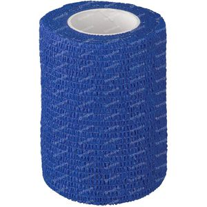 Covarmed Cohesive Dressing 7.5cm x 4.5m Blue 1615a 1 item