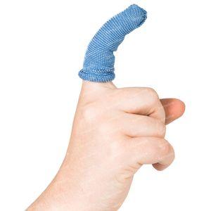 FInger Bob Finger Dressing Blue L 1018a 50 pieces