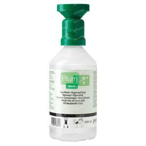 Covarmed Eye Wash Bottle Plus NaCl 500 ml