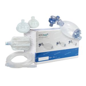 Covarmed Resuscitator Kids Complete 1 item