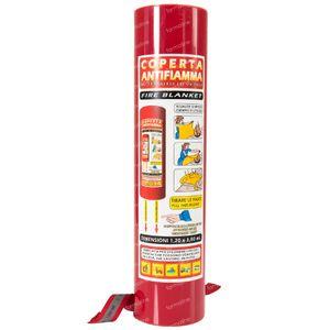 Covarmed Fire Blanket 1.2 x 1.8m COP208 1 item