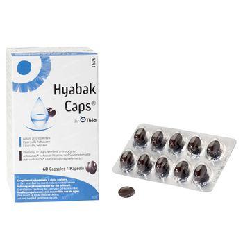 Hyabak Caps 60 capsules