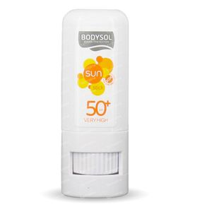 Bodysol Visage Sunstick SPF50+ 9 g