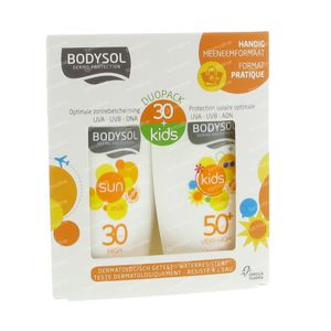 Bodysol Summerkit Family 100 ml