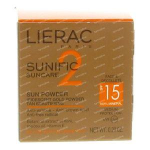 Lierac Sunific Sun Powder Gold 6 g