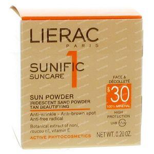 Lierac Sunific Sun Powder Sand 6 g