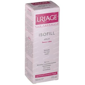 Uriage Isofill Serum Intens 30 ml