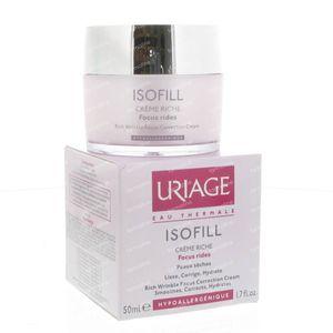 Uriage Isofill Rijke Crème 50 ml