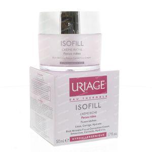 Uriage Isofill Focuscrème Peau Sèche 50 ml