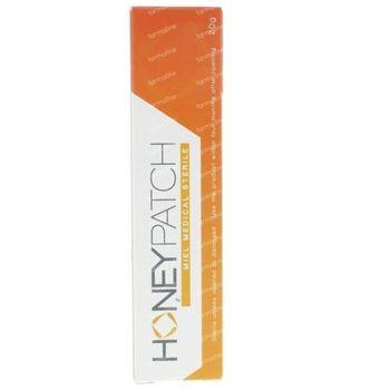 Honeypatch Miel de Séchage Crème pour Plaies 20 g zalf