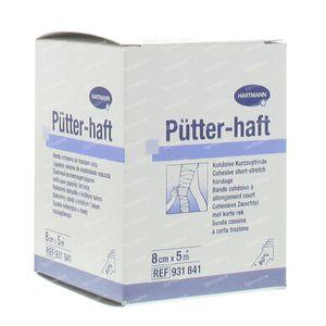 Hartmann Putter-Haft 8cm x 7m 931841 1 stuk