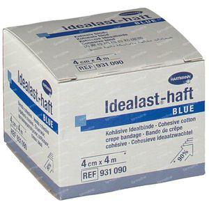 Hartmann Idealast-haft Blauw 4cm x 4m 931098 1 stuk