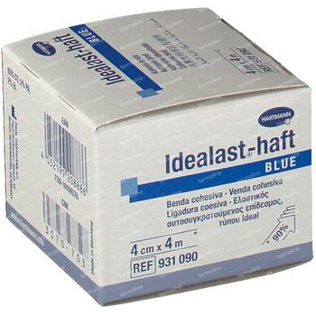 Hartmann Idealast-haft Bleu 4cm x 4m 931098 1 st