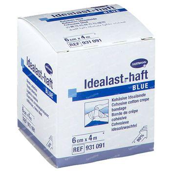 Hartmann Idealast-haft Bleu 6cm x 4m 931091 1 pièce