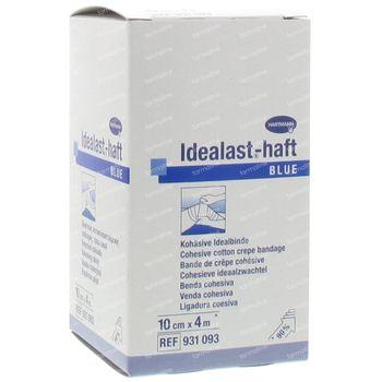 Hartmann Idealast-haft Bleu 10cm x 4m 931093 1 pièce