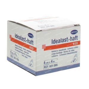 Hartmann Idealast-haft Red 4cm x 4m 931095 1 item