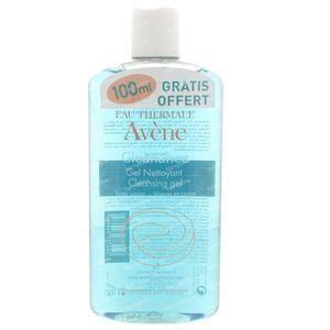 Avene Cleanance Reinigingsgel Zonder Zeep 100 ml Gratis 300 ml