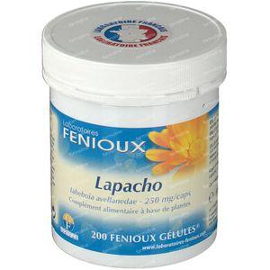 Fenioux Lapacho 200 kapseln