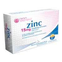 Zink 30  tabletten