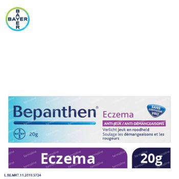 Bepanthen Eczema Anti-Démangeasons Sans Cortisone 20 g