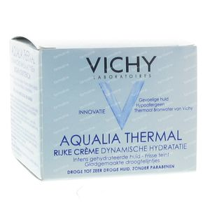 Vichy Aqualia Thermal Dynamische Hydratatie Rijke Creme 50 ml