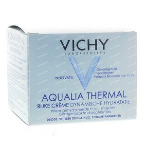Vichy Aqualia Thermal Crème Riche Hydratation Dynamique 50 ml