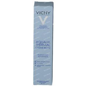 Vichy Aqualia Thermal Crème Riche Hydratation Dynamique 40 ml