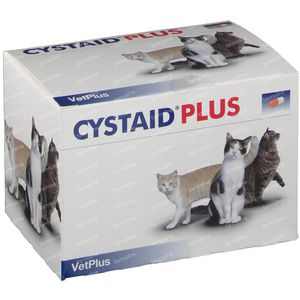 Cystaid Plus Chat 240 capsules