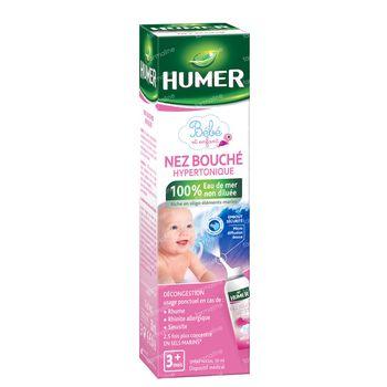 Humer Spray Hypertonisch Kind 50 ml