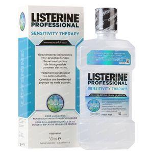 Mondwater professional sensitive therapy 500 ml