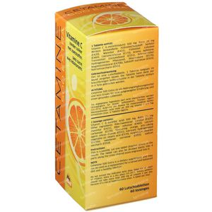 Cetamine Extra Kela 60 lutschpastillen