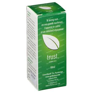 Trust 10 ml gouttes