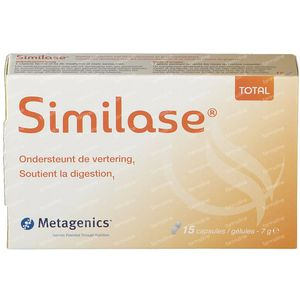 Similase Total 15 capsules