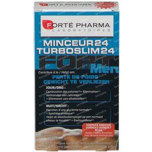 Forté Pharma Turboslim 24 Fort Men 28 comprimés